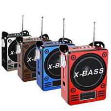 Радиоприемник WAXIBA XB-18URT USB