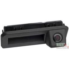Камера заднего вида INCAR VDC-066 POLO 16+ AUDI A5 SKODA RAPID в ручку Intro