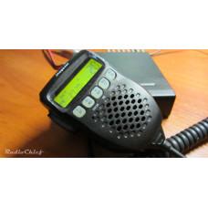 Радиостанция Megajet MJ-555 Частотный диапазон 25,615 - 28,305. Количество каналов 240R+240E. Мощность передатчика до 10 Ватт.