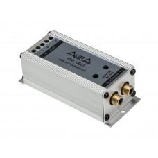 Преобразователь уровня сигнала Aura RHL-0602 RCA адаптер Hi/Lo, 2 канала.